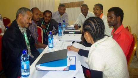 The Entrepreneurship Development Programme is going to be substantially expanded and extended across the whole of Ethiopia