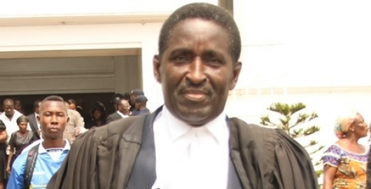 Captain (retired) Nkrabeah Effah-Dartey, Aspiring General Secretary of the new Patriotic Party