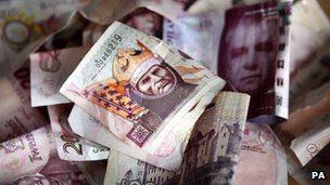 Scottish economy grew