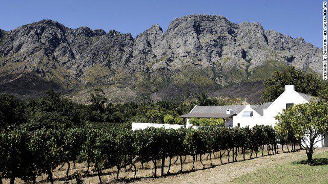 famous vineyards