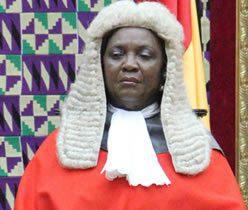 Chief Justice Georgina Wood