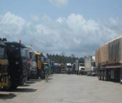 Cocoa trucks
