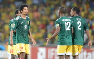 THE show went on - as it often has in major tournaments - without Bafana Bafana as Ghana progressed to the quarter-finals of the African Nations Championships (CHAN) in South Africa.