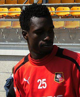 Ghana's John Boye is yet to return to action for Stade Rennes