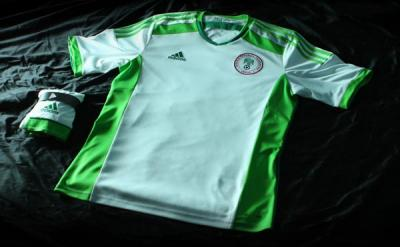 Nigeria's Jersey