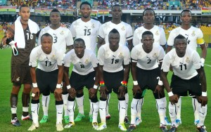 Ghana have shockingly dropped 13 places in the latest FIFA world rankings to 34th place and are down to 4th in Africa in a shambolic ranking released by the world governing body on Thursday.