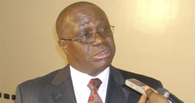 BoG Governor- Henry Kofi Wampah