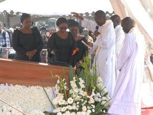 dumor funeral
