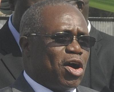 Governor of Bank of Ghana, Kofi Wampah