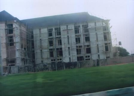 ANOTHER HOTEL UNDER CONSTRUCTION ALONG YARDUA DRIVE NEW OWERRI AND OWNED BY HON. IKECHUKWU AMUKA