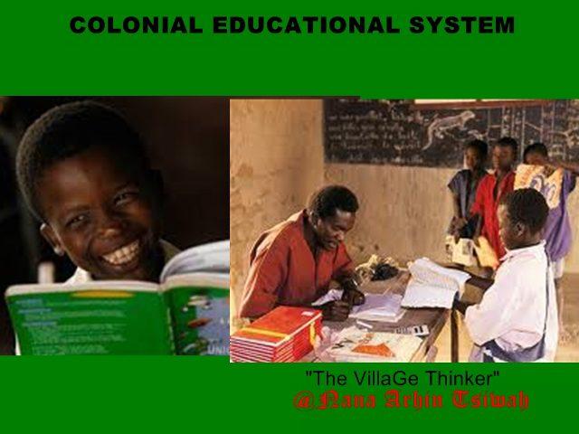 Colonial Education