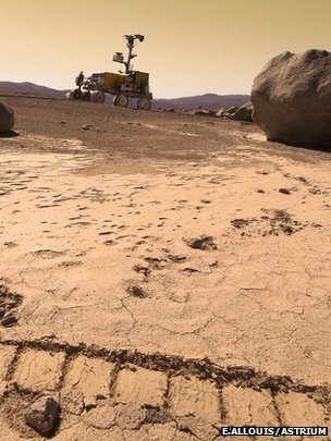 Euro-Russian mission to Mars