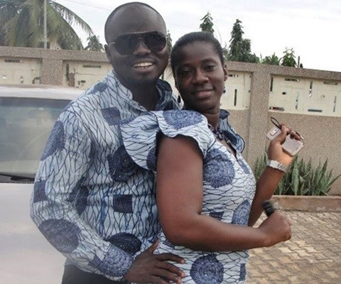 Fennec Okyere And Wife