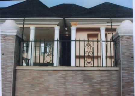 IMO SPEAKER FATHER'S MANSION RENOVATED AND FURNISHED BY SPEAKER UWAJUMOGU