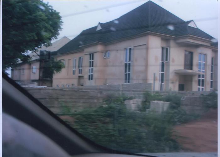MANSION 2 LOCATED ALONG CHIEF BEN UWAJUMOGU STREET FHE UMUGUMA AND BUILT BY IMO SPEAKER