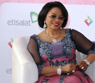 Executive Vice Chairman, Famfa Oil Limited, Mrs. Folorunso Alajika