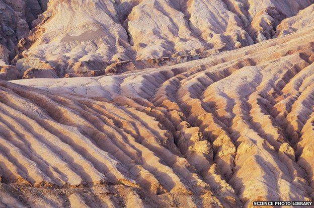 4. Taklamakan Desert, north-west China