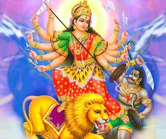 hindu-goddesses