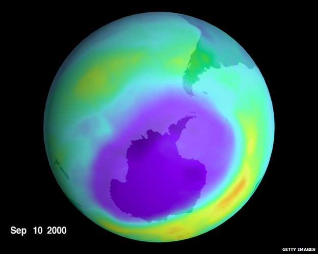 Dealing with the hole in the ozone layer has been one of the most successful international science projects