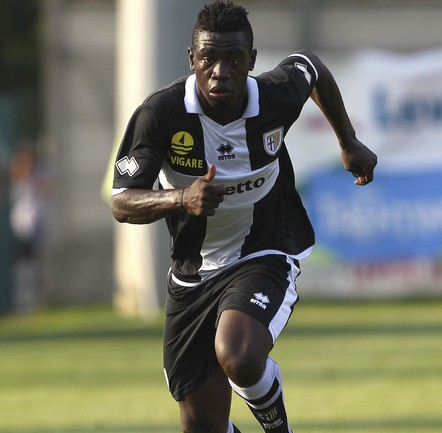 Afriyie Acquah has been in great form for Parma this season