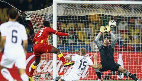 Asamoah Gyan to face USA again