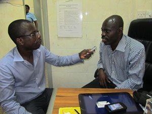 Dr. Emmanuel Ameyaw