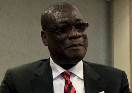 Ex Asante Kotoko chairman Dr. Sarpong