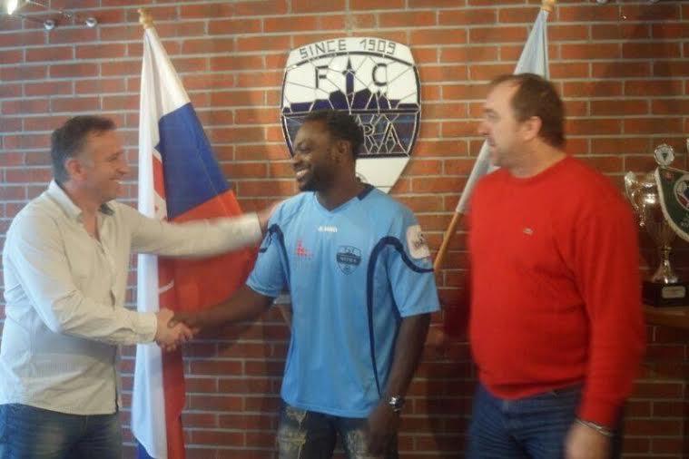 Ghana defender John Mensah has joined FC Nitra for the remainder of the season
