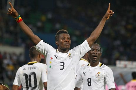 Ghana up against the odds again at the 2014 World Cup