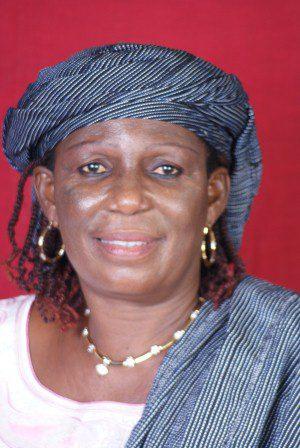 Hajia Mary Salifu Boforo, MP for Savelugu