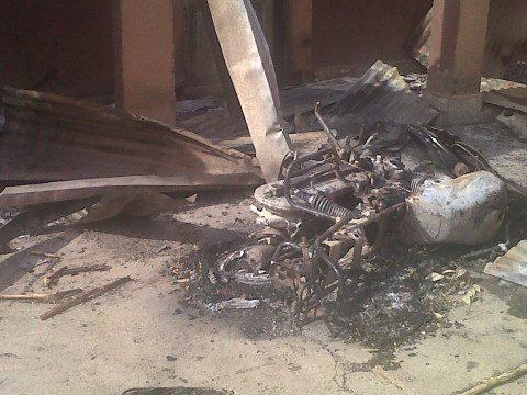 the damage to kaura communities