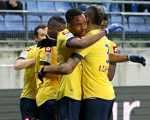 Jordan Ayew finally breaks his goal duct at Sochaux