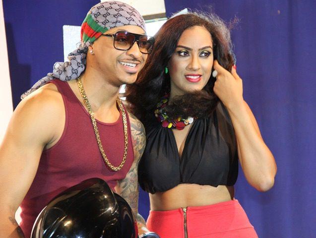 Juliet Ibrahim music video shoot (8)