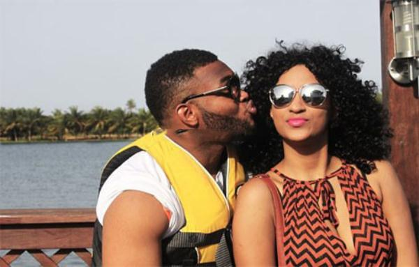 Juliet Ibrahim and Husband