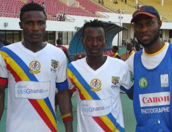 Hearts of Oak midfielder Kofi Abanga