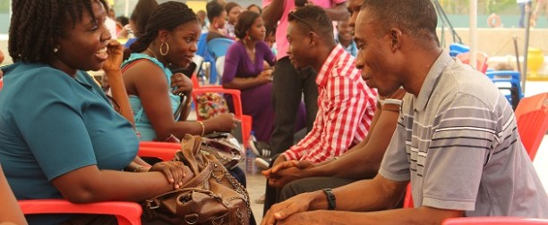CITI FM?s Singles Mingle held ? Patrons excited
