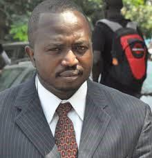 Stephen Atubiga, A Communication Team Member of the NDC