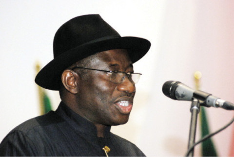 President Jonathan says the allegations are patently false