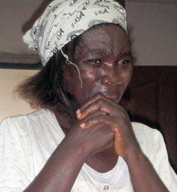 mother ghana