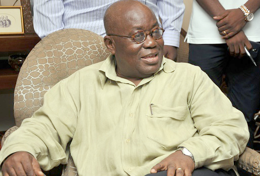 Nana Akufo-Addo to take another shot at the Presidency