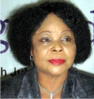 Senator Nkechi Nwaogu