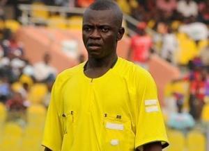 Referee Awal Mohammed