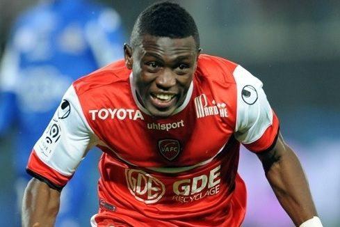 Ghana striker Abdul Majeed Waris out injured