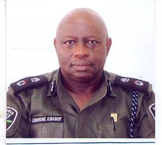 Ambrose Aisabor: Kwara state Commissioner of Police