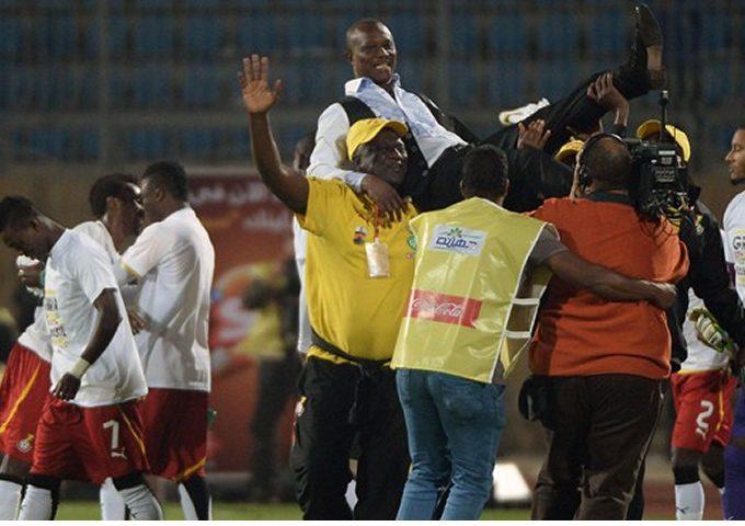 Black Stars Coach James Kwesi Appiah