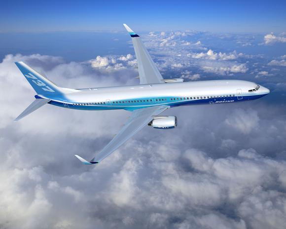 Boeing 737-900ER.