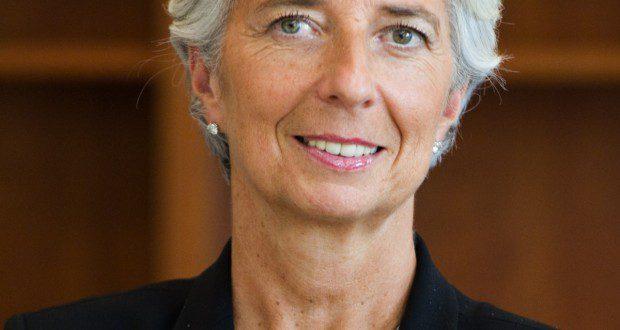 Christine Lagarde, IMF Boss