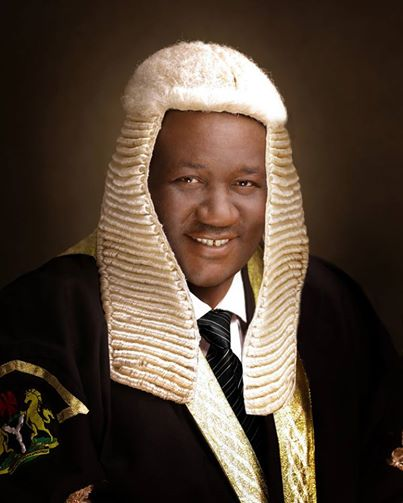 Rt. Hon. Benjamin Uwajumogu