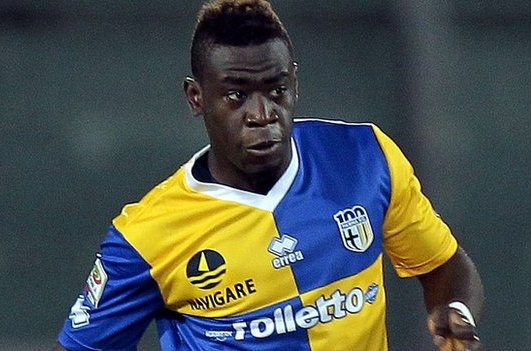Afriyie Acquah scored his first Serie-A goal against Roma on Wednesday