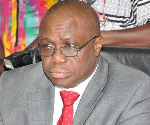 Bank of Ghana Governor Henry Kofi Wampah
